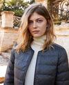 Puffer jacket Noir/dr og Jillolong