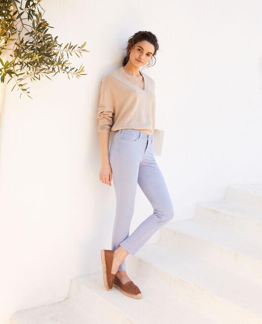 Skinny fit jeans RIBBON BLUE