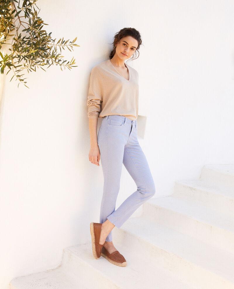 Skinny fit jeans Ribbon blue Ibonair