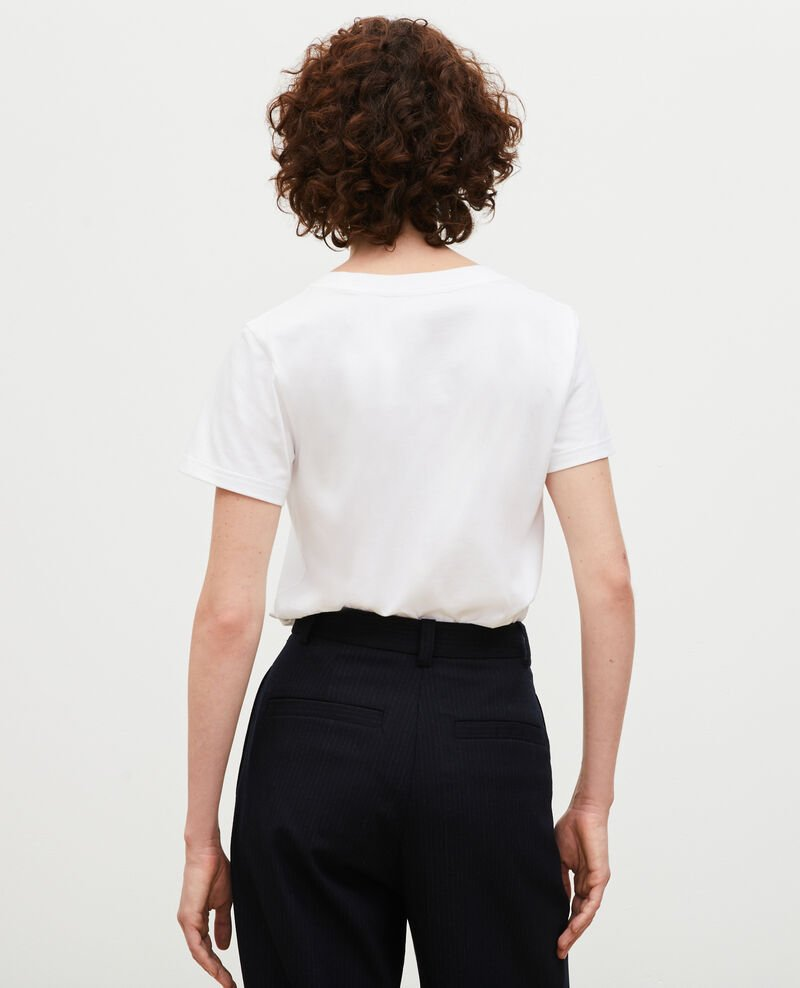Short-sleeve cotton t-shirt Landes Magali