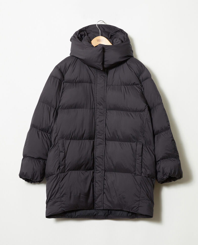 Extra large down jacket Noir Joumper