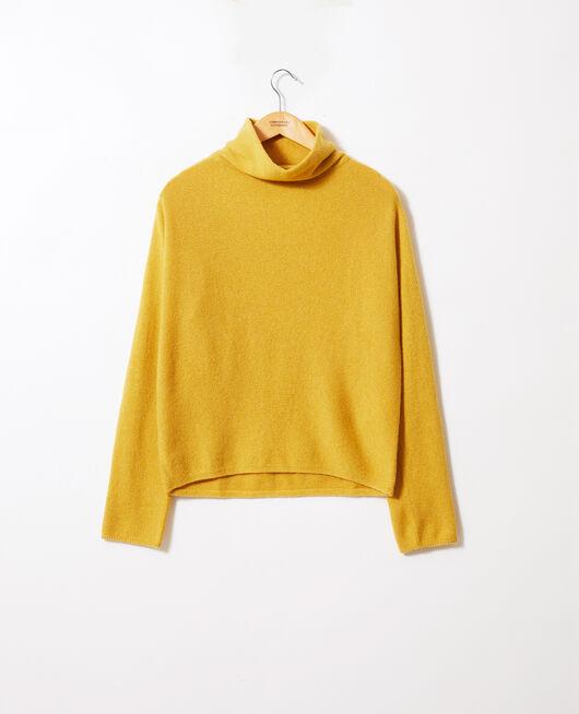 Turtleneck cashmere jumper SAUTERNE