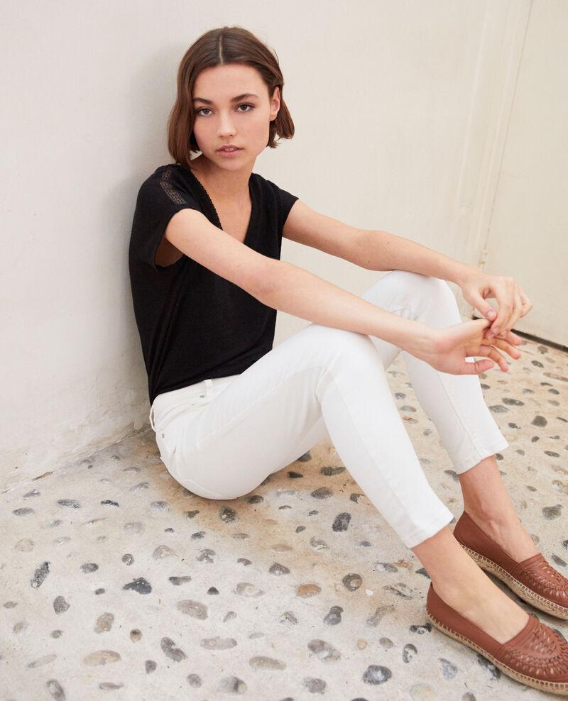 Regular skinny jeans Off white Igoata