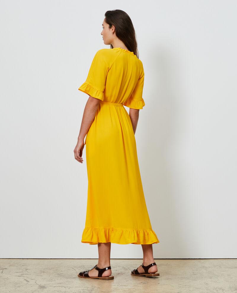 Long dress Gold fusion Niville