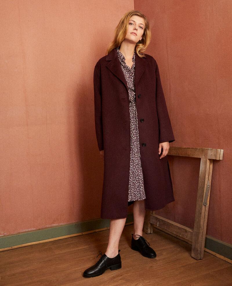 Classic double-sided coat  Fudge Jacare