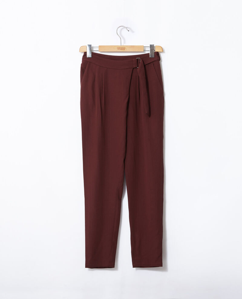 Harem pants  Marron Fetera