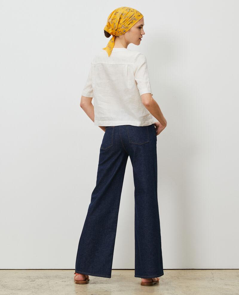 Linen blouse Gardenia Lantoine
