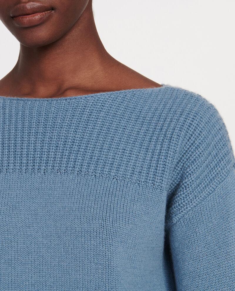 Wool and cashmere jumper Bluestone Lalane