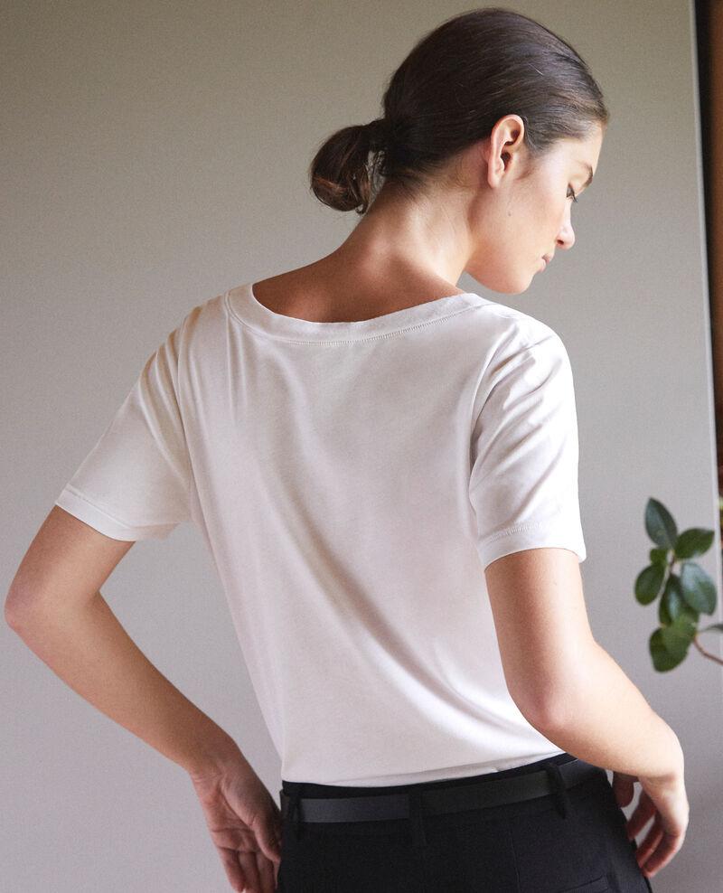Léon T-shirt White Fallen