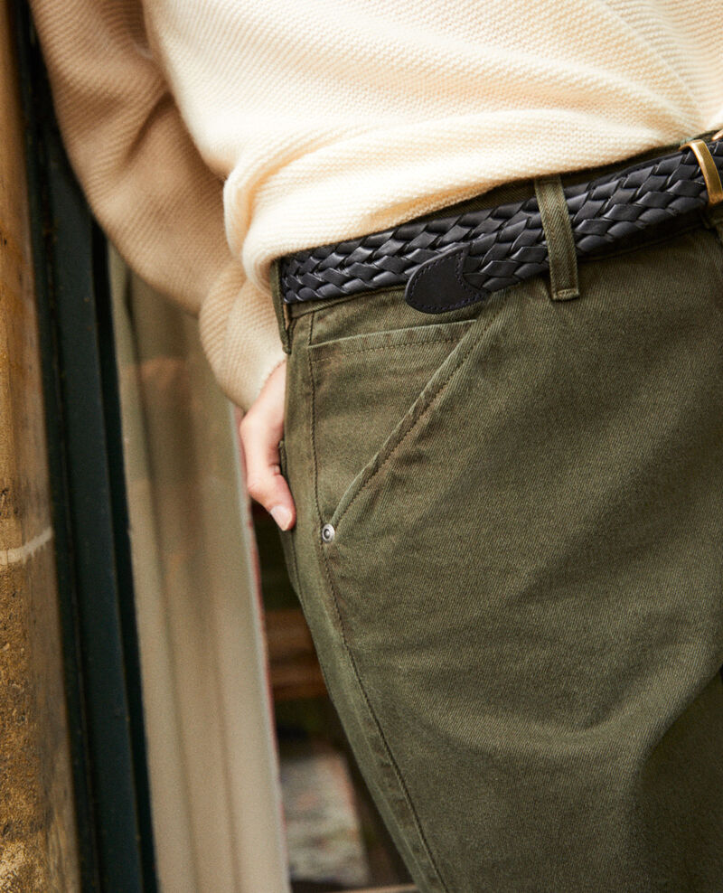 Fashion-fit jeans Deep depths Jantone