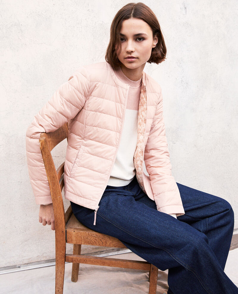 Mademoiselle Plume down jacket  Beige Illopa