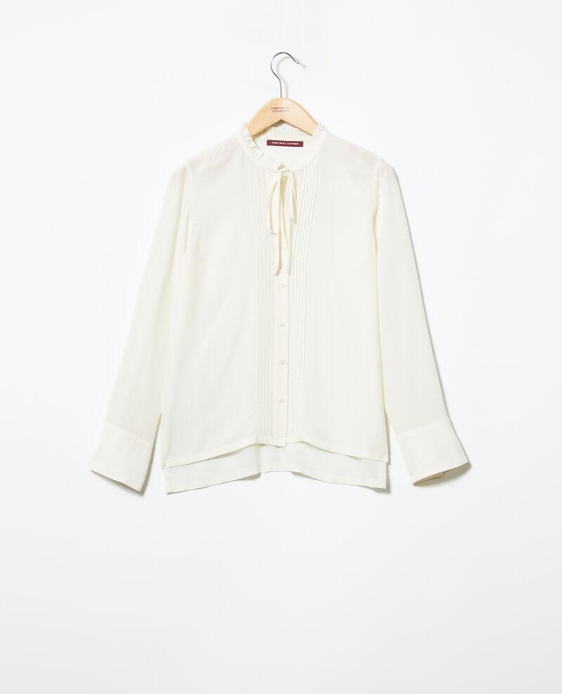 Silk blouse Beige Irta