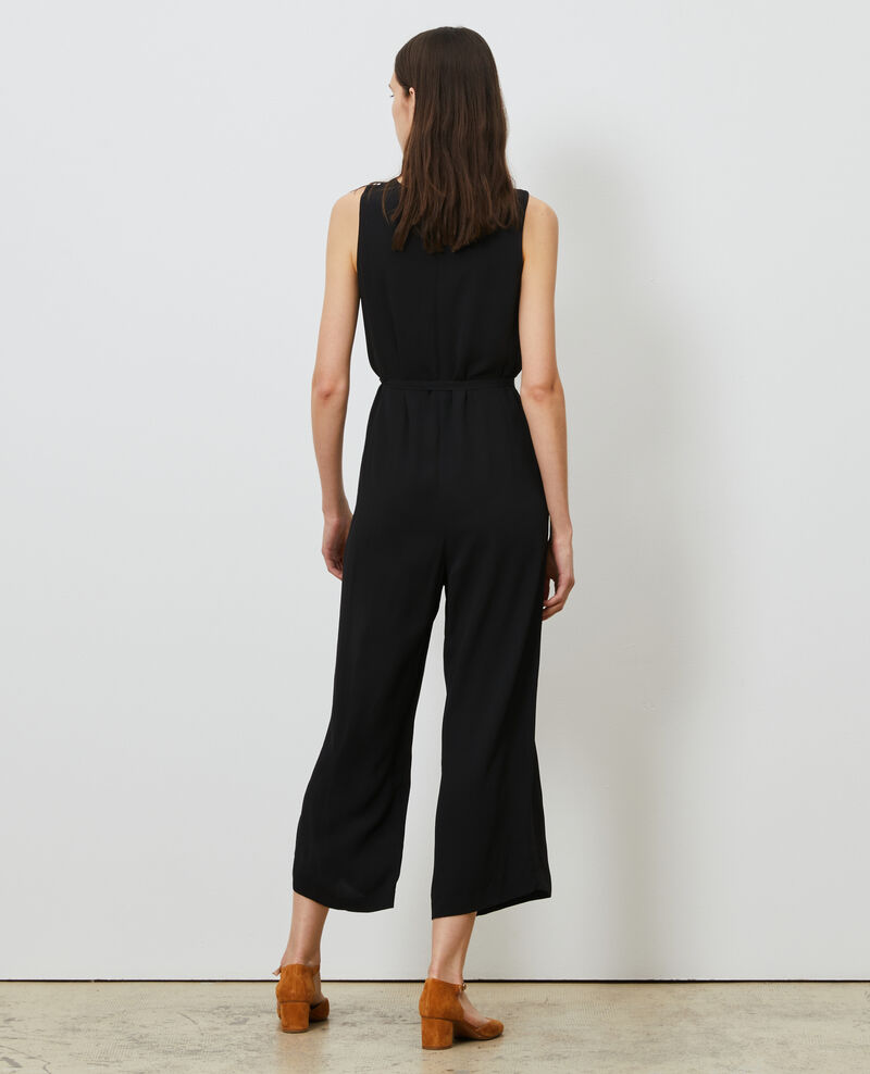 Trouser jumpsuit Black beauty Nedon