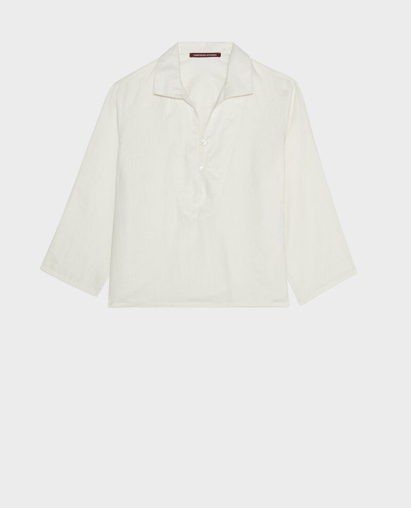 Linen blouse Gardenia Lortet