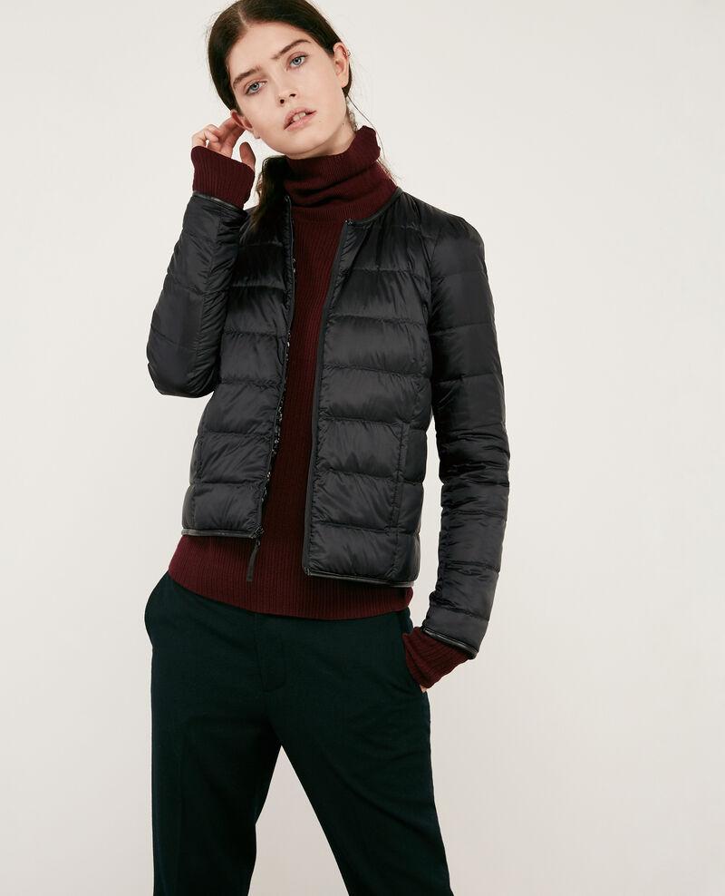 Reversible down jacket Wildcat/noir Deurope