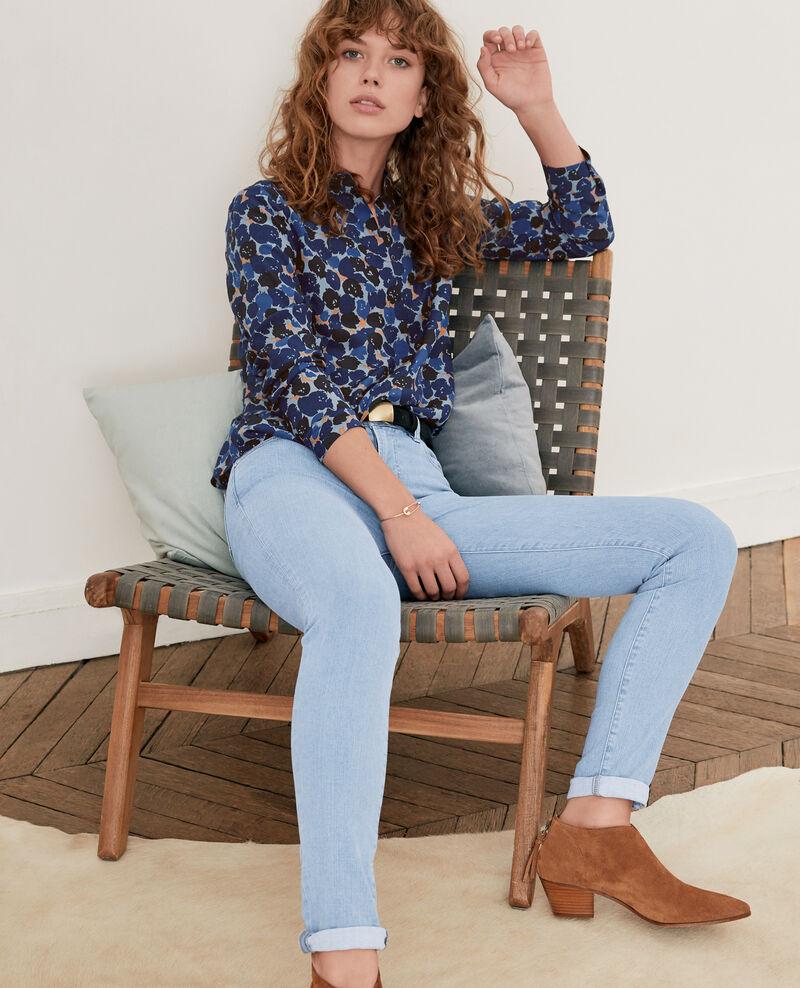 Skinny jeans California blue shade Fanage