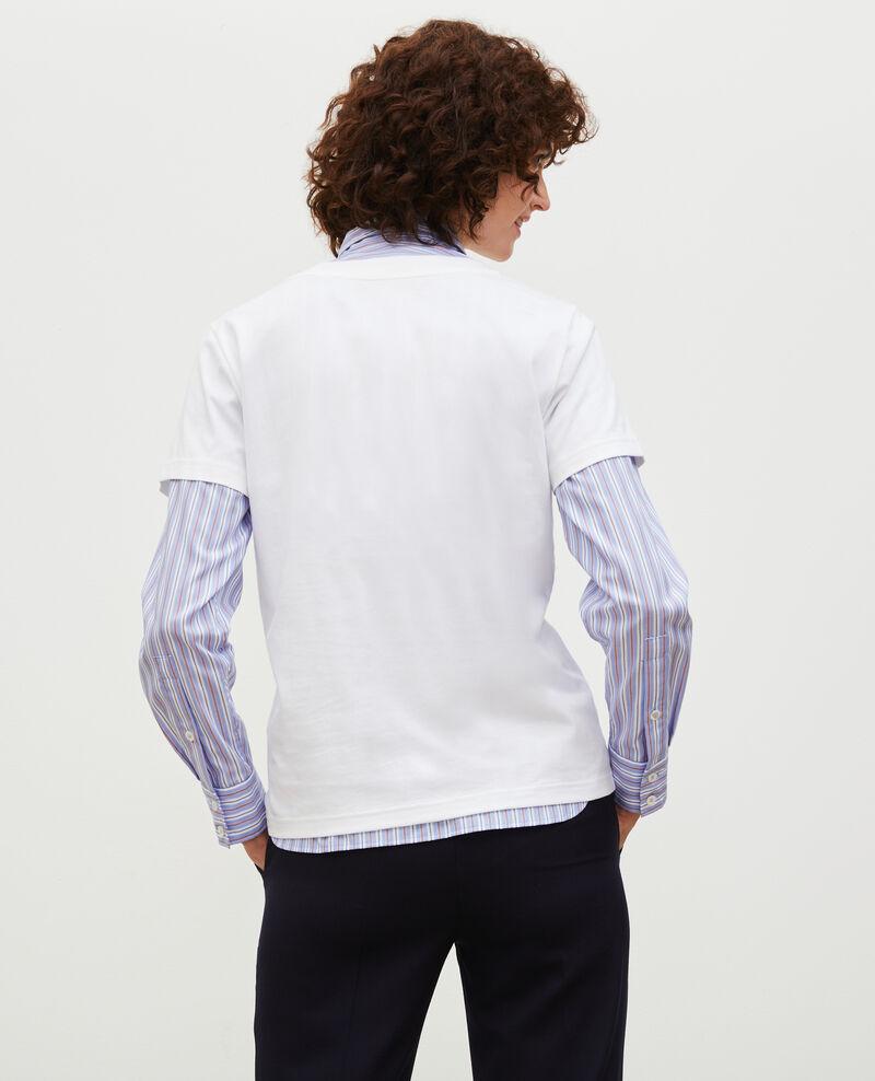 Short-sleeve cotton t-shirt Bretagne Magali
