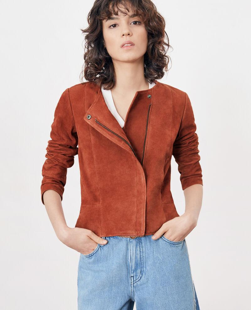 Short suede jacket Auburn Fayth