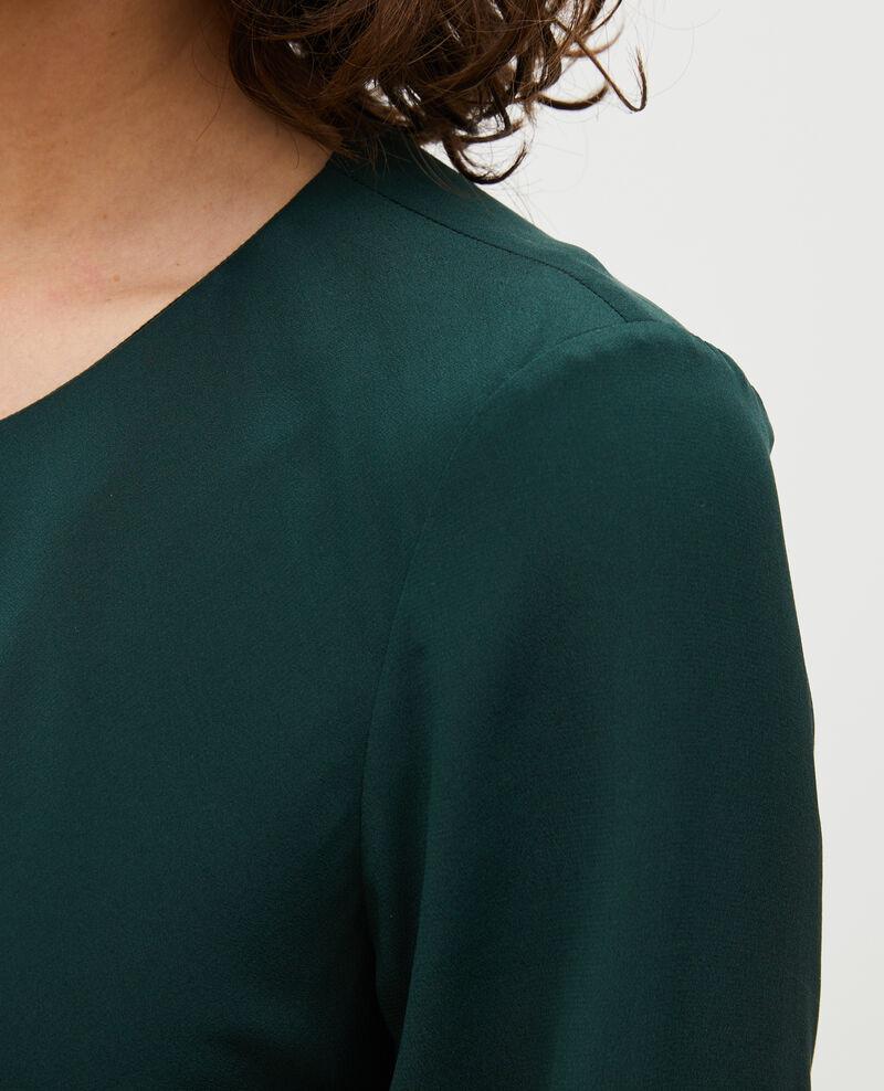 Floaty silk bias-cut dress Scarab Mantet