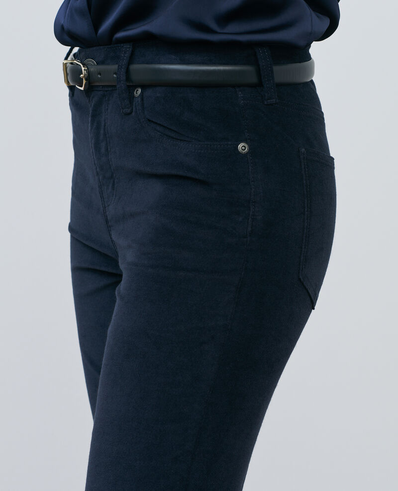 LILI - SLIM - 5 pocket jeans Night sky Pavelt