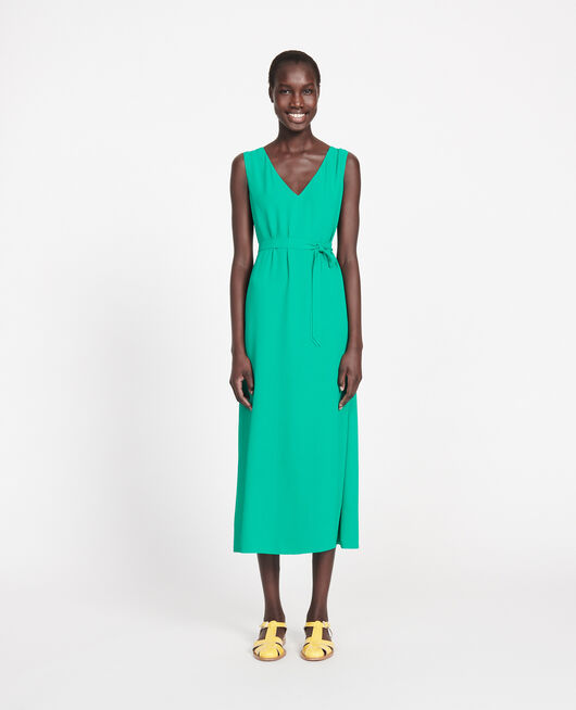 Loose dress GOLF GREEN