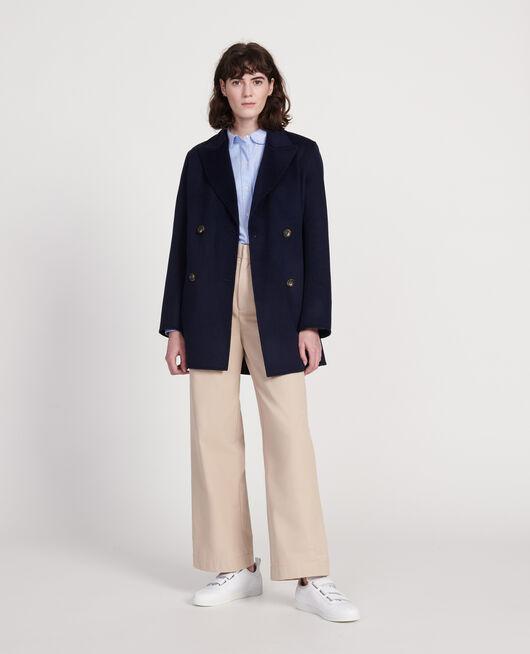 Short coat MARITIME BLUE