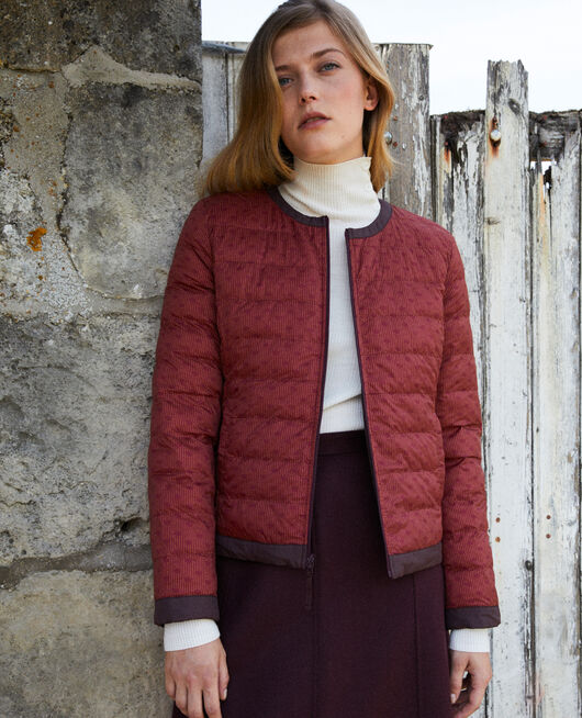 Iconic puffer jacket DR CAB/FUDGE