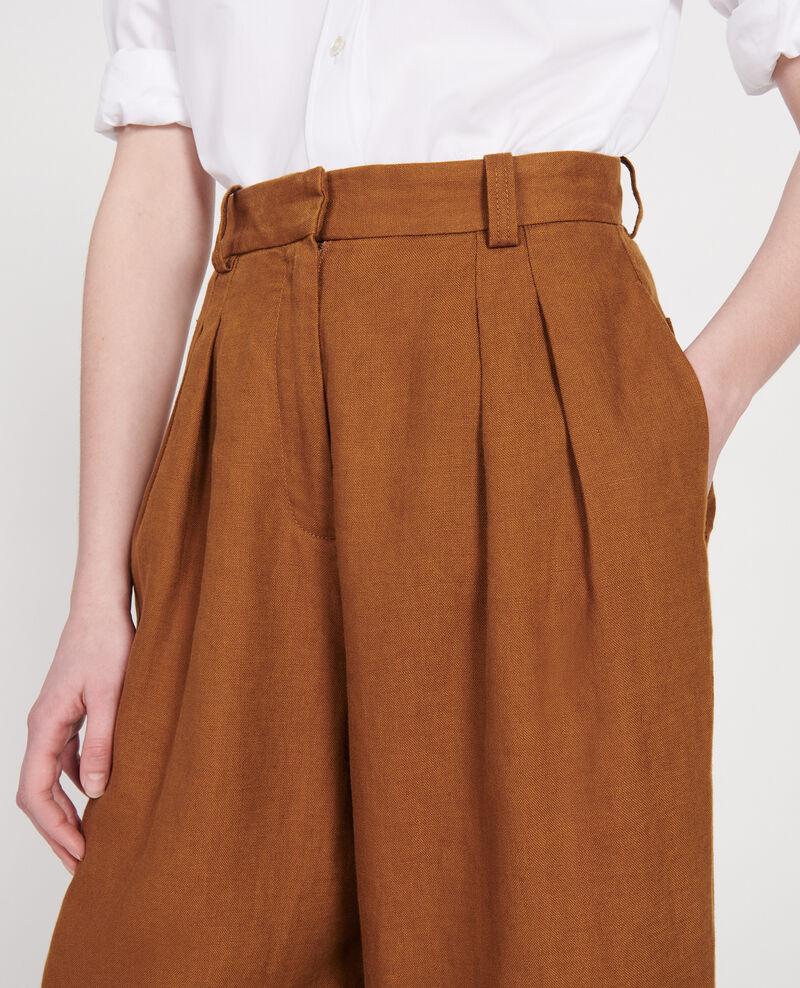 Linen trousers Monks robe Lafare