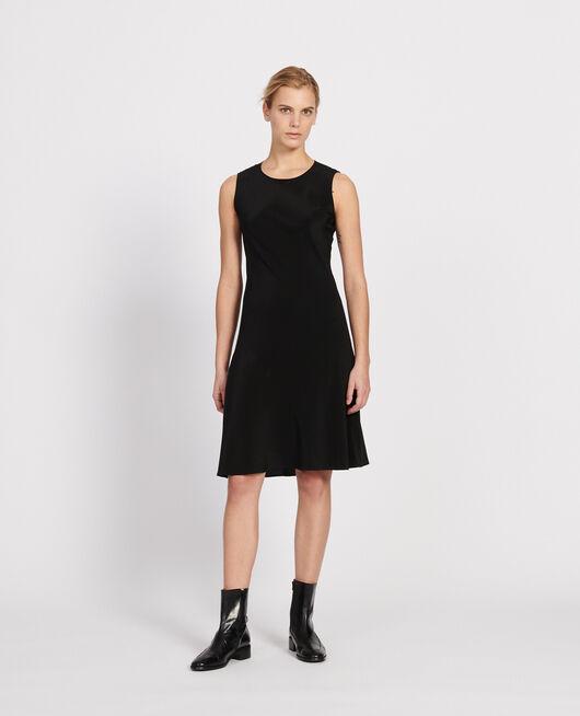 Loose dress BLACK BEAUTY
