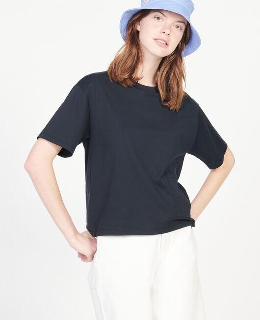 Oversize t-shirt BLACK BEAUTY