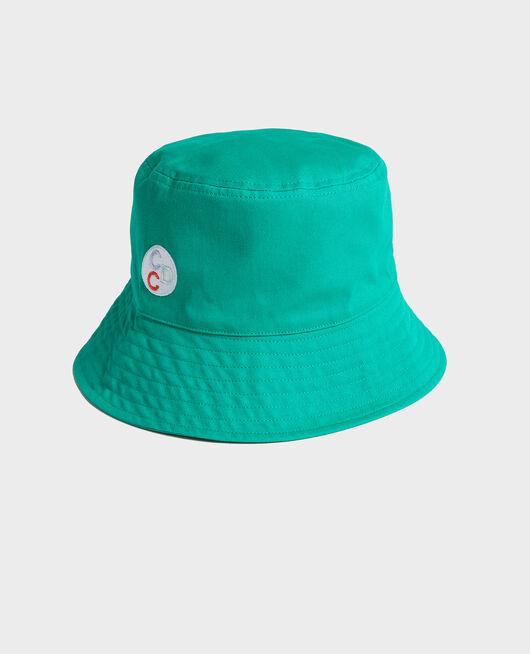 Cotton bucket hat GOLF GREEN