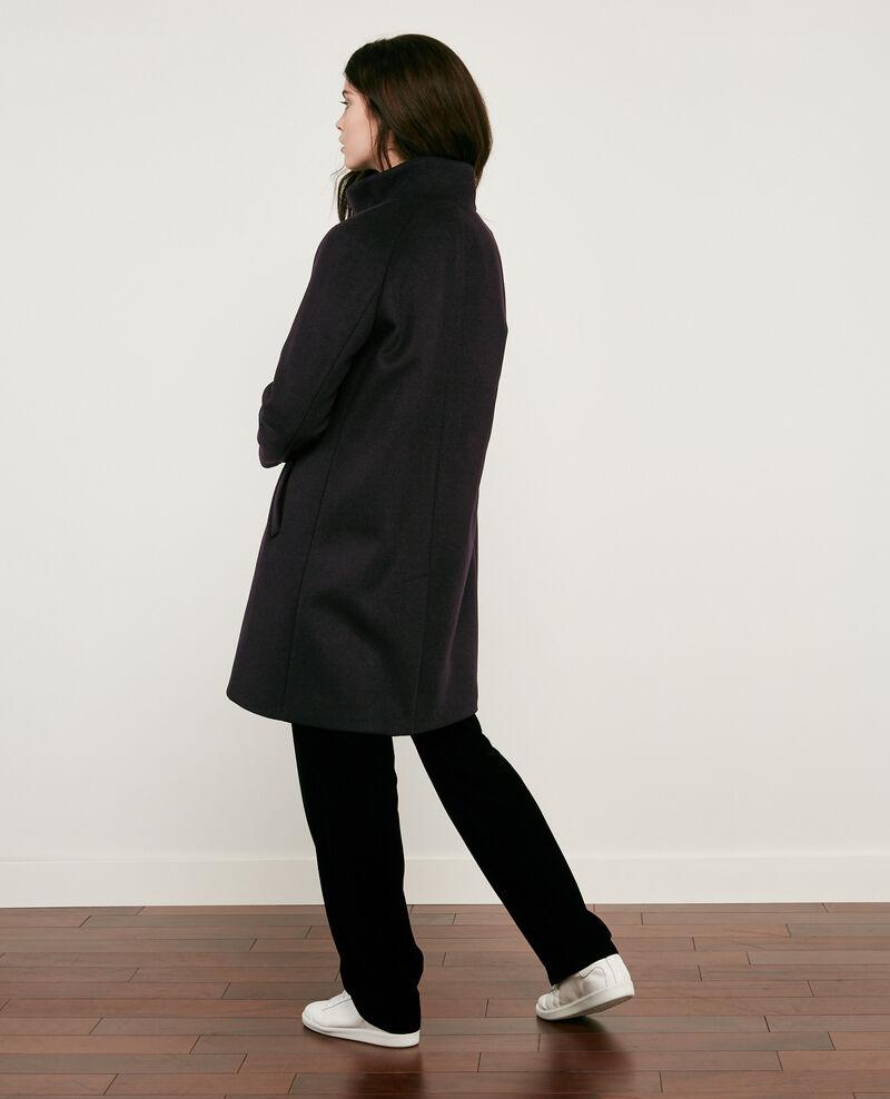 Wool coat Noir Dyera