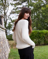 Novelty knit jumper Buttercream Joupy