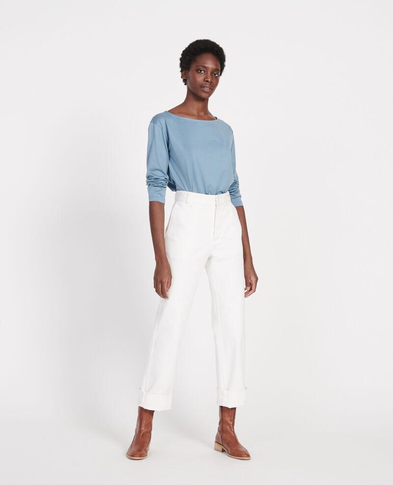 Cotton T-shirt Bluestone Lotel