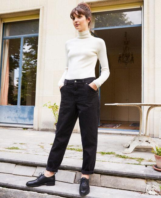 Fashion-fit jeans NOIR