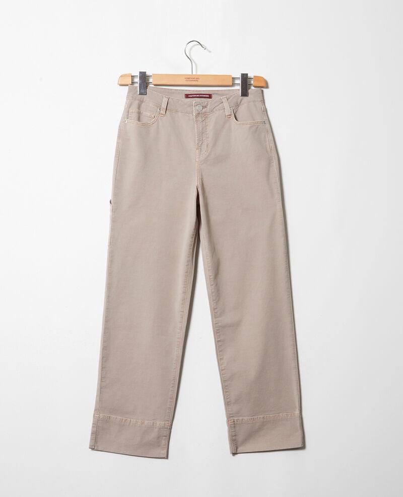 Straight jeans Grey Irtenga