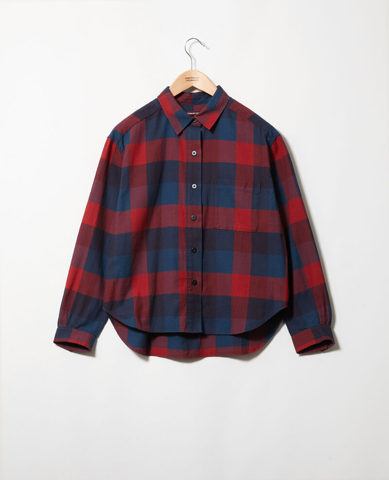 Check shirt  Check Jivonnu