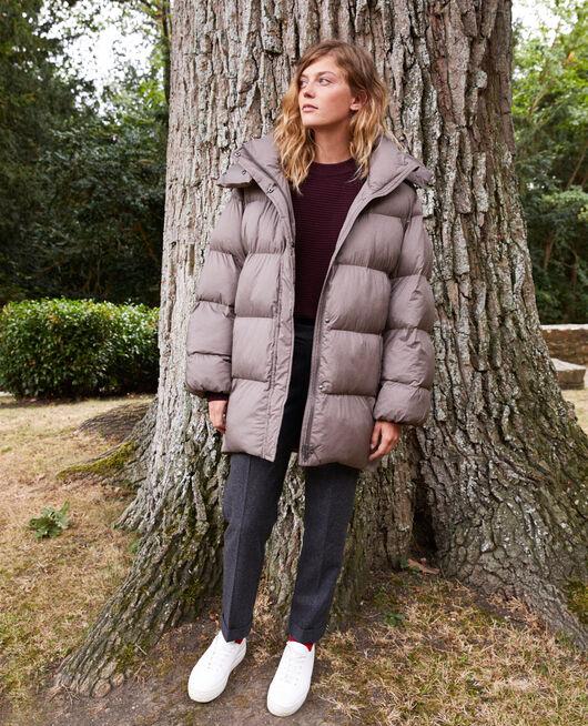 Extra large down jacket MOREL