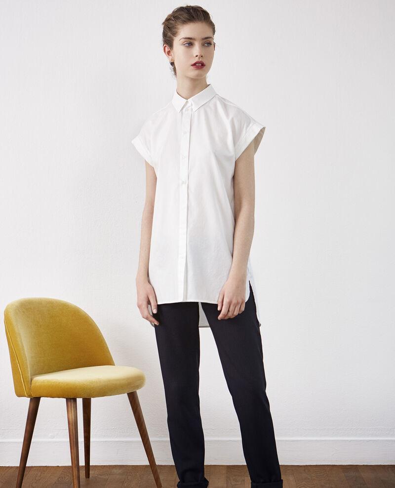 Shirt Blanc Dalain
