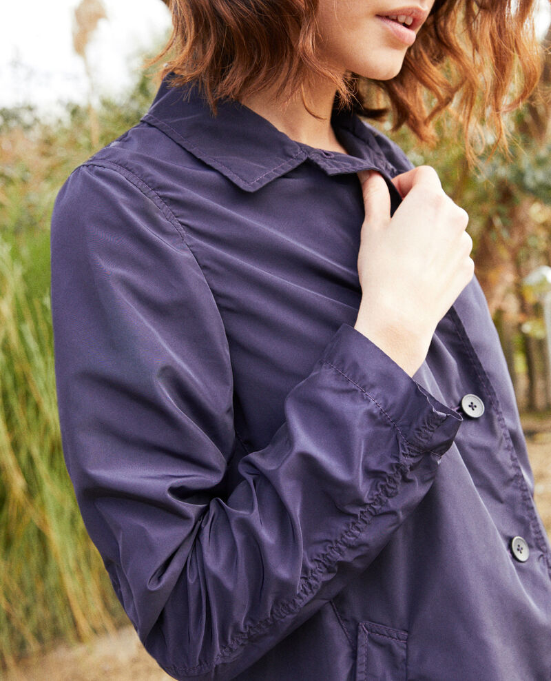 Waterproof coat Ink navy Ipremo