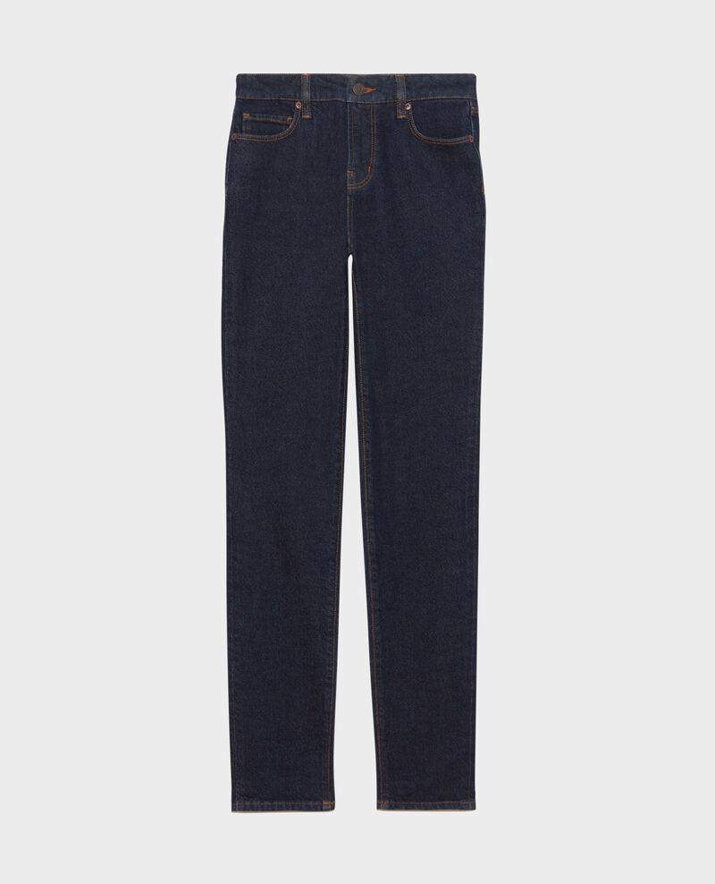 LILI - SLIM - 5 pocket jeans Denim rinse Pandrinse