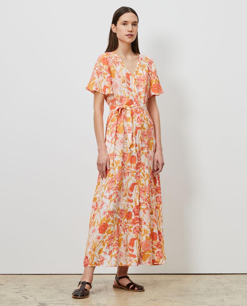 Maxi dress Ete gardenia b Lavish