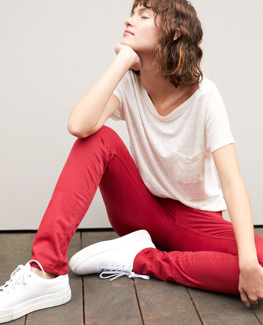 Slim fit jeans RIO RED