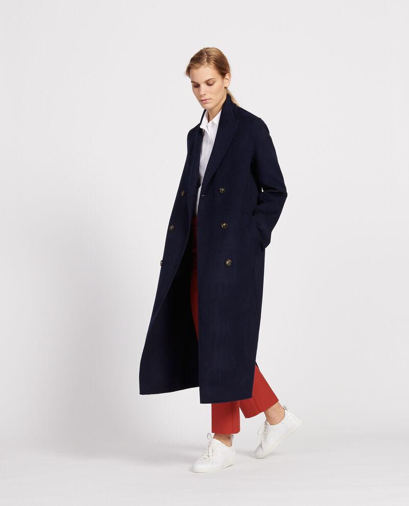 Long coat Maritime blue Linard