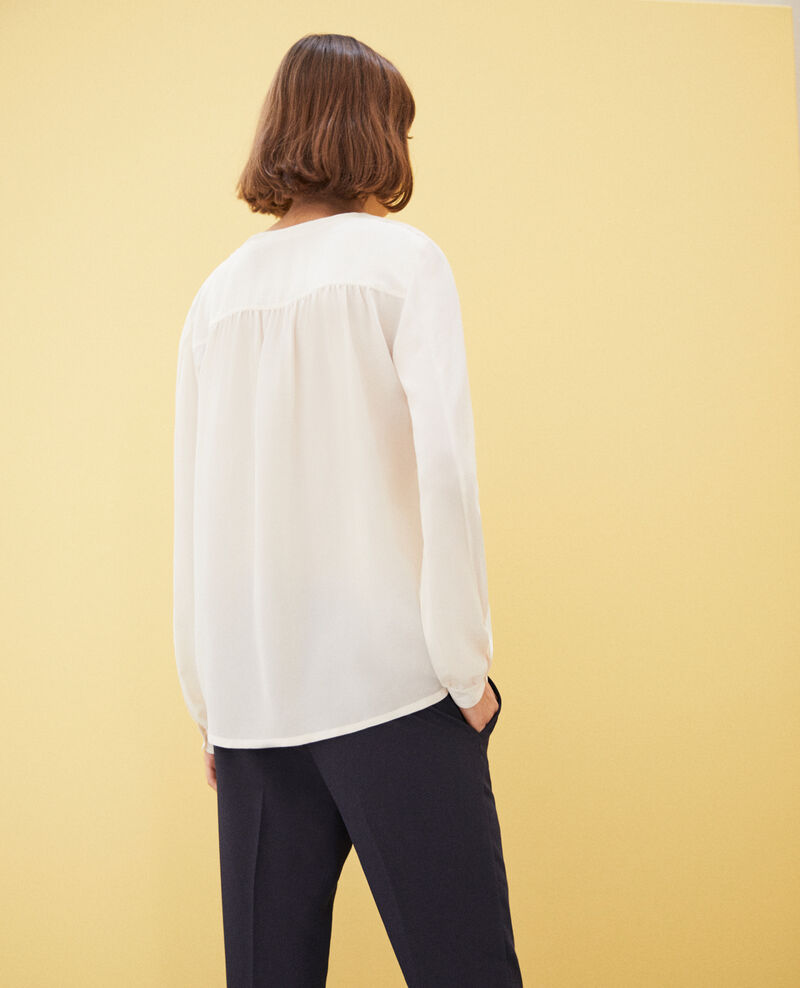Loose tunic Blanc Innocent