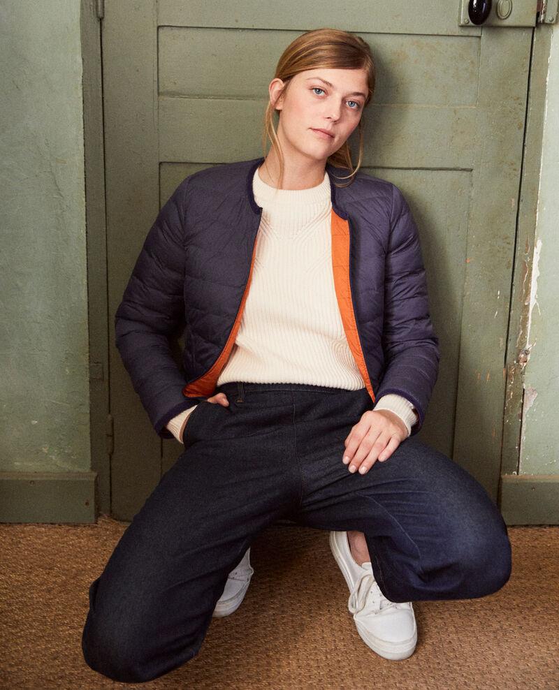 Iconic puffer jacket Og/amber Jillopou