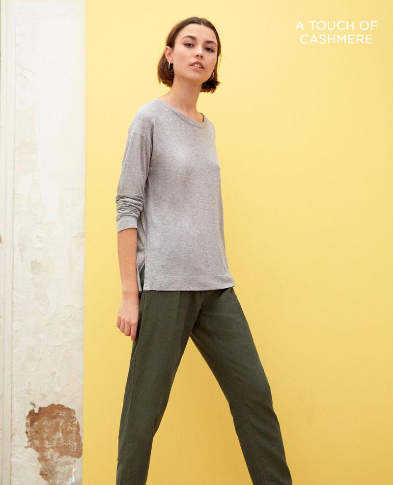 Classic t-shirt Heather grey Integre
