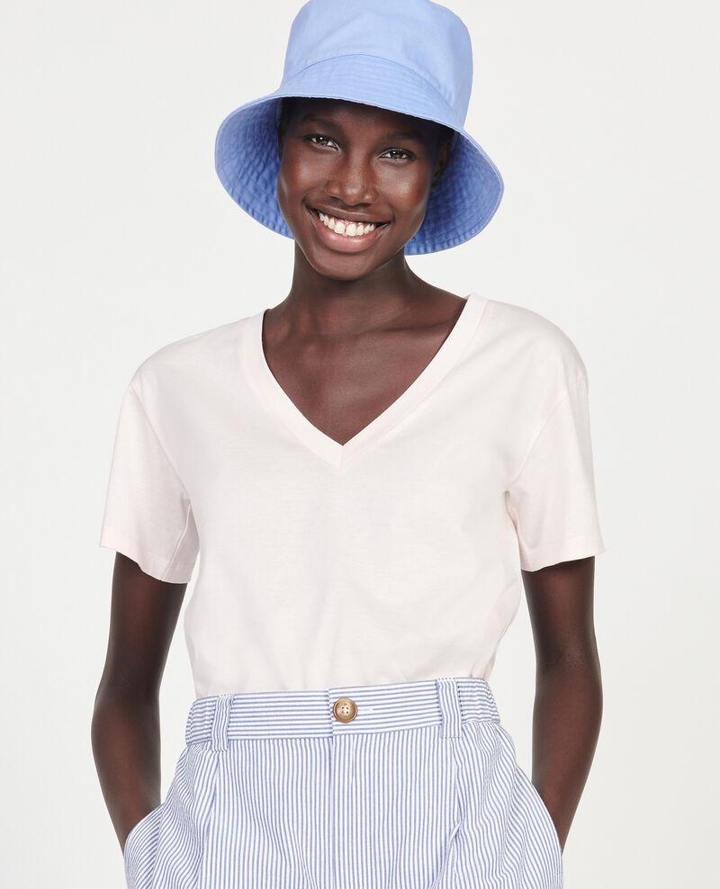 Cotton bucket hat Persian jewel Look
