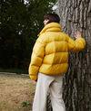 Oversize padded jacket Spicy mustard Jacoby