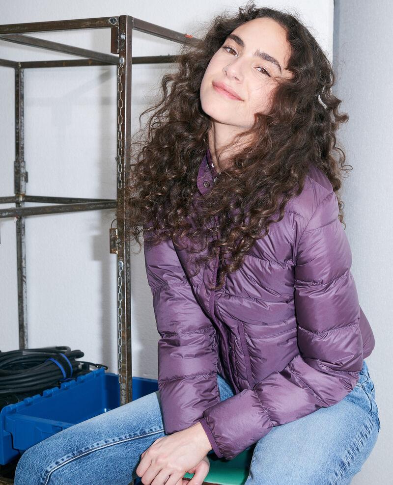 PLUME - Featherweight down jacket Potent purple Puff